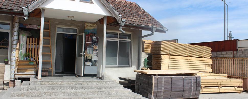 Борса за дървен материал -